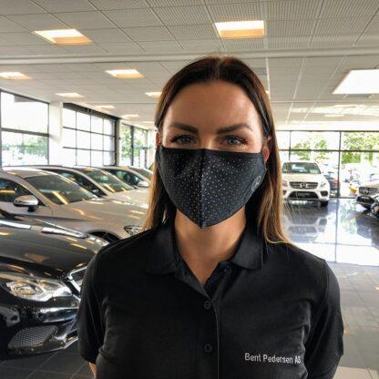 Mercedes-Benz ansigtsmaske