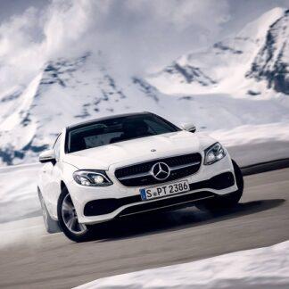 Mercedes-Benz vinterhjul