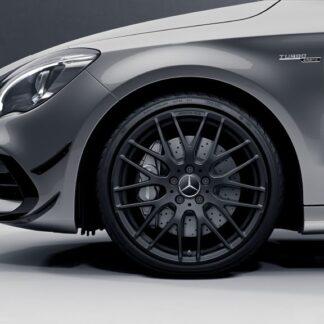 Mercedes-Benz sommerhjul