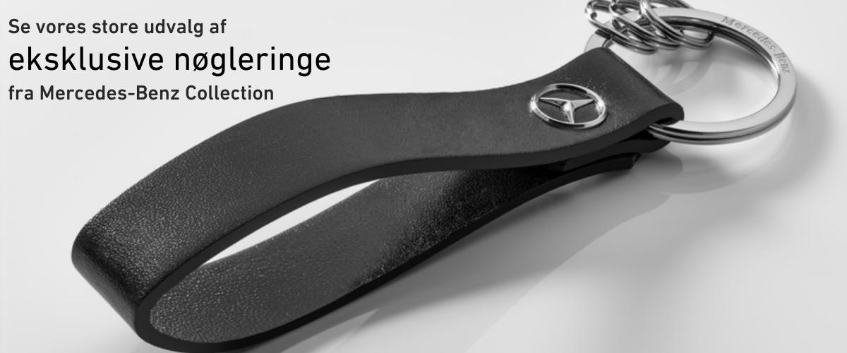 Mercedes-Benz Collection   nøglering   BPshop.dk   Bent Pedersen