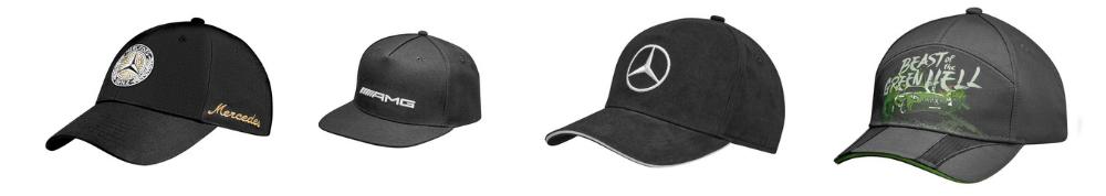 Mercedes-Benz caps   Bent Pedersen   Mercedes   Esbjerg   BPshop   webshop